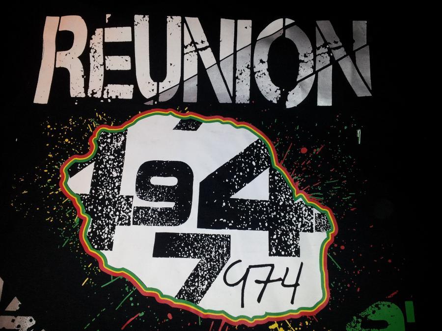 fond d'ecran 974 reunion