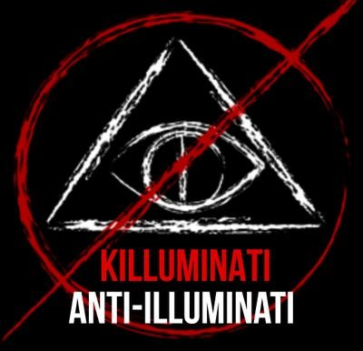 Logo ANTI ILLUMINATI