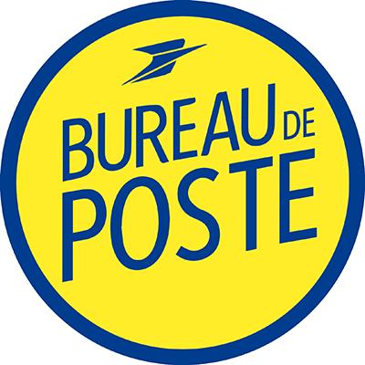 Logo Le bureau de poste