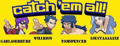 Logo CATCH 'EM ALL
