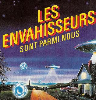 Logo LES ENVAHISSEURS