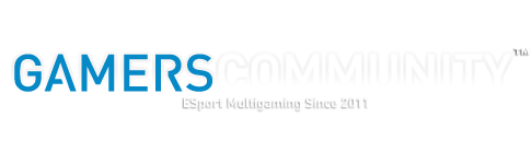 Logo Gamers Community