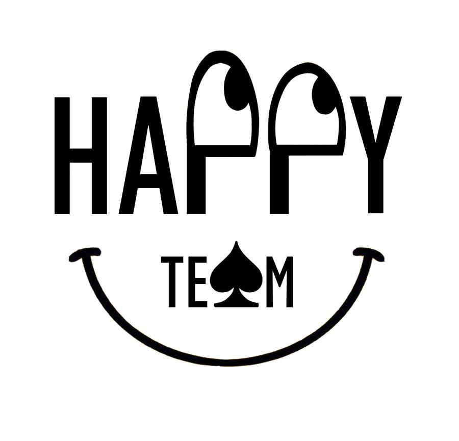 Logo HAPPY TEAM