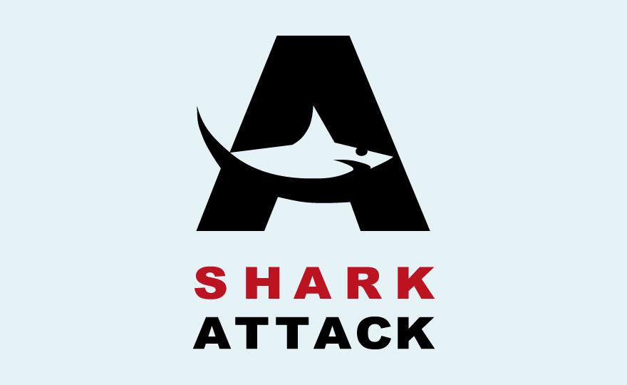 Logo Team Shark Attack