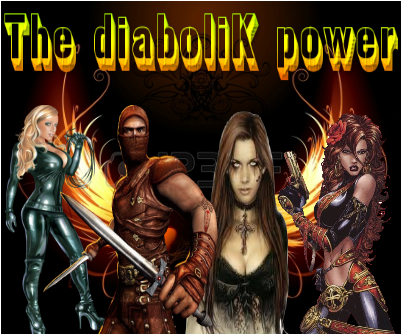 Logo The diaboliK power